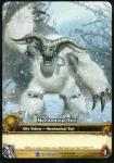 warcraft tcg tokens mechanical yeti
