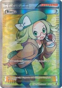 pokemon boundaries crossed bianca 147 149 full art