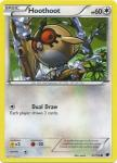 pokemon plasma freeze hoothoot 91 116