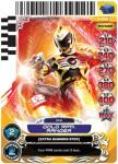 power rangers guardians of justice gold rpm ranger 002