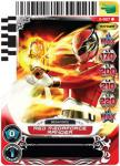 power rangers guardians of justice red megaforce ranger 027