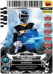 power rangers guardians of justice black space ranger 068