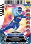 power rangers guardians of justice blue space ranger 069