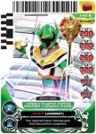 power rangers guardians of justice green mystic force ranger legend 102