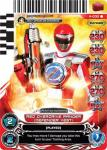 power rangers legends unite red overdrive ranger defender 032