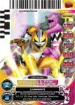 power rangers legends unite yellow and pink galaxy rangers 083