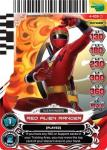 power rangers legends unite red alien ranger 105