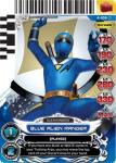 power rangers legends unite blue alien ranger 106