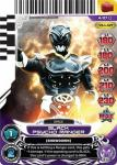 power rangers legends unite black psycho ranger 118