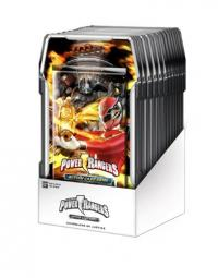 power rangers power rangers sealed guardians of justice booster box