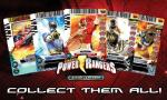 power rangers power rangers sealed universe of hope complete set