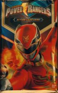 power rangers power rangers sealed rise of heroes booster pack