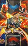 power rangers power rangers sealed rise of heroes starter deck