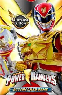 power rangers power rangers sealed universe of hope booster pack