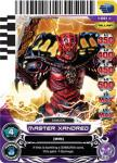 power rangers rise of heroes master xandred 051