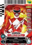 power rangers rise of heroes red mighty morphin ranger 066
