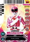 power rangers rise of heroes pink mighty morphin ranger 076