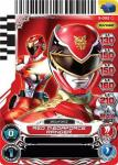 power rangers universe of hope red megaforce ranger 002