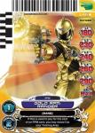 power rangers universe of hope gold rpm ranger 021