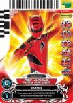 power rangers universe of hope red jungle fury ranger 024