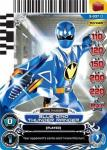 power rangers universe of hope blue dino thunder ranger 037