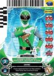 power rangers universe of hope green samurai ranger super 053