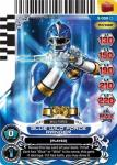 power rangers universe of hope blue wild force ranger 058