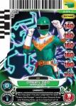 power rangers universe of hope green zeo ranger 075