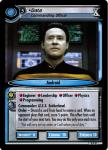 star trek 2e 10th anniversary collection data commanding officer 10th