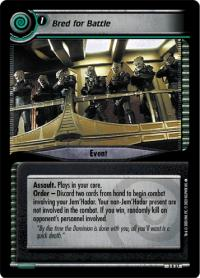 star trek 2e call to arms bred for battle
