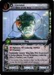 star trek 2e reflections 2 0 locutus voice of the borg foil