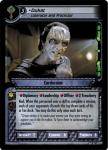 star trek 2e reflections 2 0 dukat liberator and protector foil