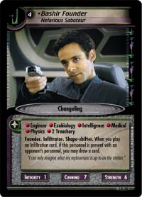 star trek 2e reflections 2 0 bashir founder nefarious saboteur foil