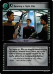 star trek 2e necessary evil running a tight ship