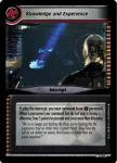 star trek 2e reflections 2 0 knowledge and experience foil