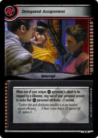 star trek 2e strange new worlds delegated assignment