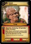 star trek 2e strange new worlds sovak treasure hunter foil