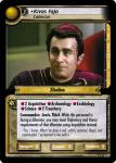 star trek 2e strange new worlds kivas fajo collector foil