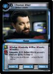 star trek 2e adversaries anthology thomas riker defiant leader foil