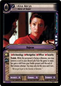 star trek 2e dangerous missions kira nerys hero of bajor