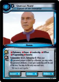 star trek 2e dangerous missions jean luc picard captain of the enterprise