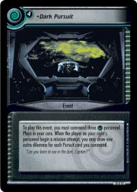 star trek 2e captains log dark pursuit