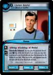 star trek 2e these are the voyages julian bashir medical staffer