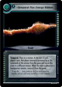star trek 2e in a mirror darkly temporal flux energy ribbon