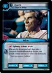 star trek 2e what you leave behind sarek logical being