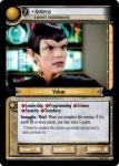 star trek 2e what you leave behind tallera covert isolationist