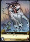 warcraft tcg tokens wolf