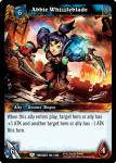 warcraft tcg twilight of the dragons abbie whizzleblade