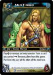 warcraft tcg fields of honor adam eternum