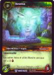 warcraft tcg crown of the heavens foreign aessina french